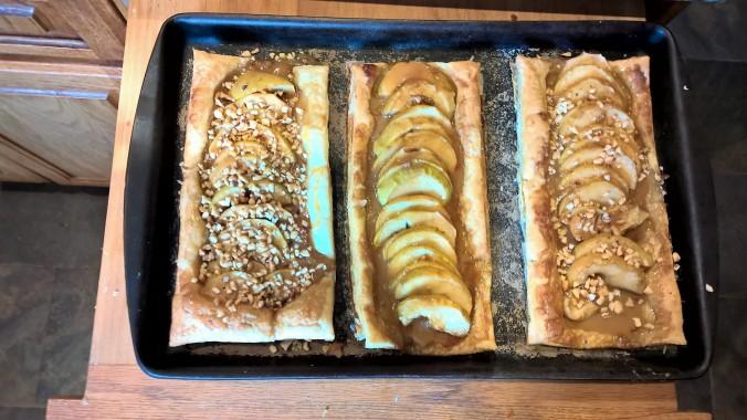 Harvest pasteries